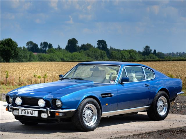 Aston Martin V Classic Car Review Honest John - Classic aston martin