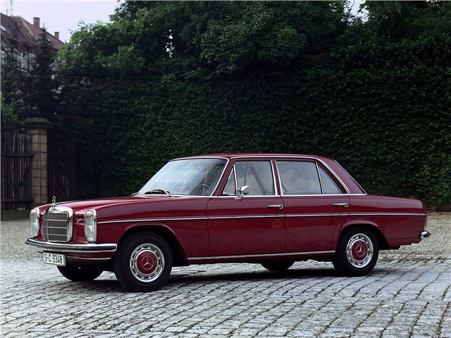 Image result for Mercedes-Benz W115