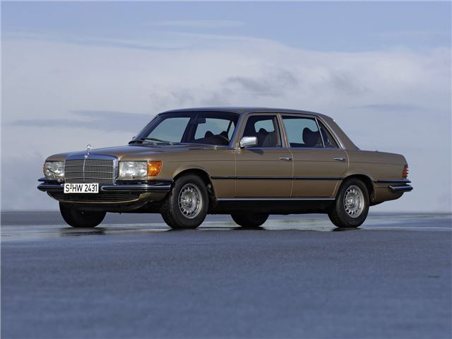 Mercedes benz s class w116 classic car review honest for Mercedes benz s class specifications
