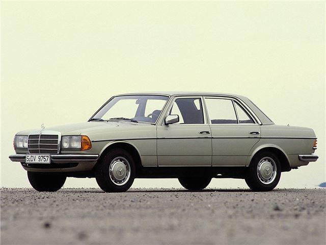 Mercedes-Benz E-Class (W123) - Classic Car Review | Honest John