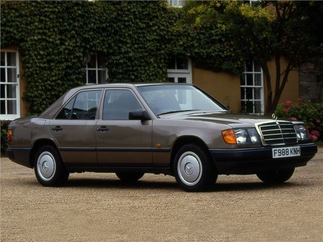 Mercedes benz e class w124 classic car review honest for Mercedes benz w124 230e workshop manual