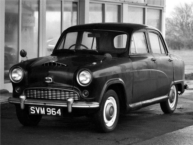 Austin A40 A50 A55 Cambridge Classic Car Review Honest
