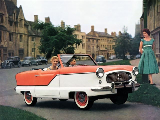 Austin Metropolitan - Classic Car Review