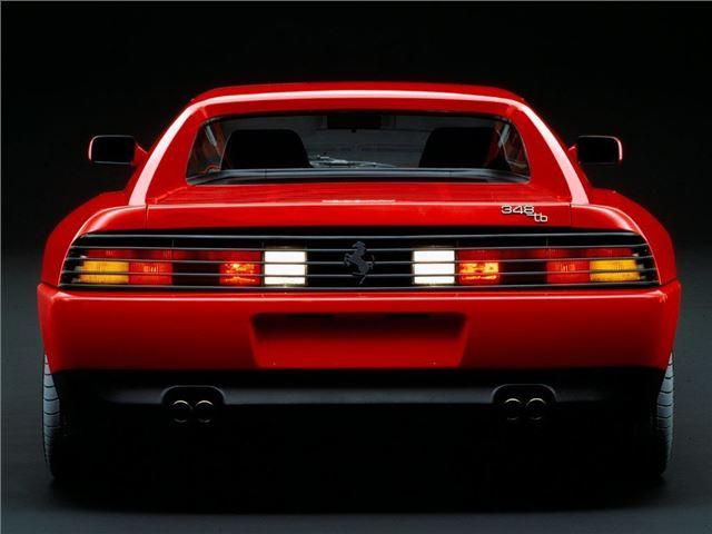 Ferrari 348 reliability