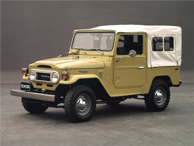 Toyota Landcruiser (40-Series) - Classic Car Review | Honest