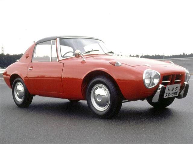 Toyota Sports 800 Classic Car Review Honest John