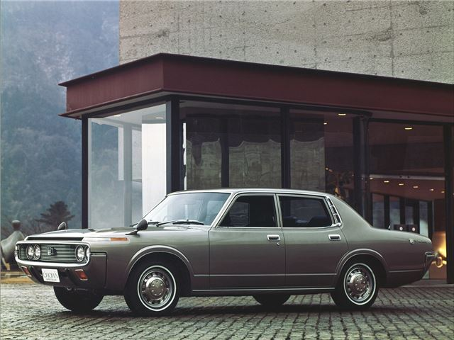Toyota Crown S60 Classic Car Review Honest John