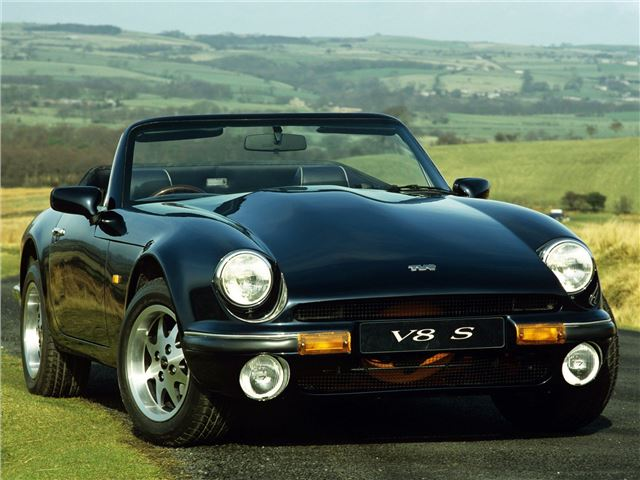 Tvr V8 S Classic Car Review Honest John
