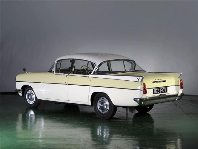 Vauxhall Velox Cresta Pa Classic Car Review Honest John