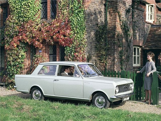 Classic Cars For Sale In Greece: Vauxhall Viva HA - Classic Car Review