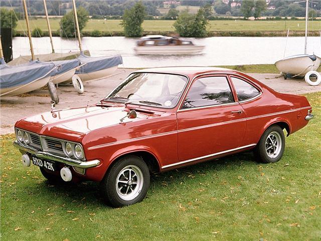 Vauxhall Firenza Classic Car Review Honest John
