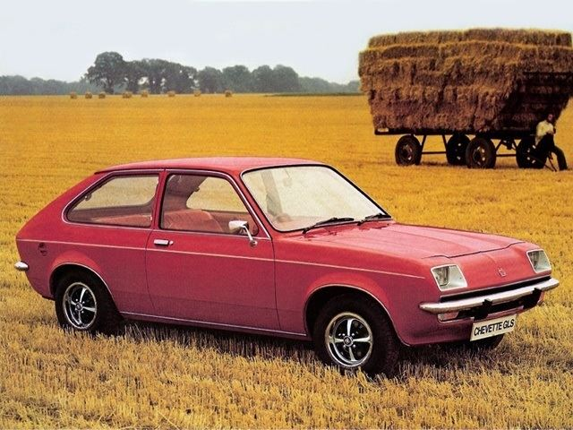 Vauxhall Chevette - Classic Car Review