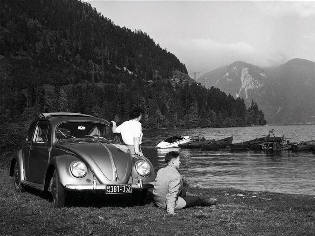 volkswagen beetle split screen classic car review honest john