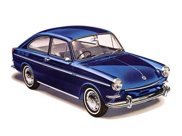 volkswagen 1500 1600 type 3 classic car review honest john. Black Bedroom Furniture Sets. Home Design Ideas