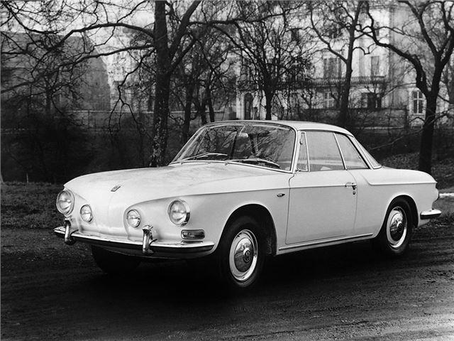Cheap Insurance Companies >> Volkswagen Karmann-Ghia Type 34 - Classic Car Review ...
