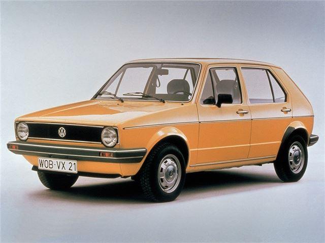 volkswagen golf mk1 classic car review honest john. Black Bedroom Furniture Sets. Home Design Ideas