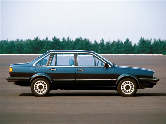 Volkswagen Passat Santana B2 Classic Car Review Honest