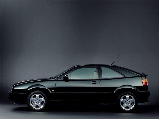 volkswagen corrado classic car review honest john. Black Bedroom Furniture Sets. Home Design Ideas