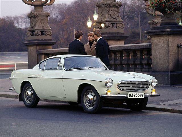 Volvo P1800 - Classic Car Review | Honest John