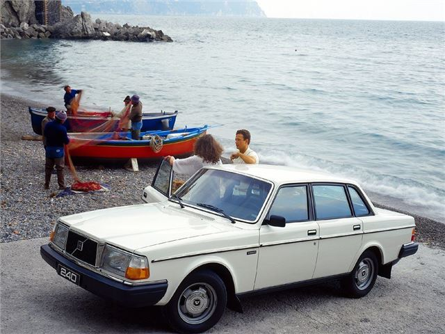 Volvo 240 reviews