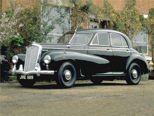 Insurance Salvage Cars >> Wolseley 6/80 - Classic Car Review | Honest John