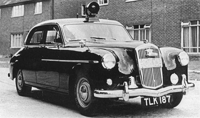 Image result for riley pathfinder police car