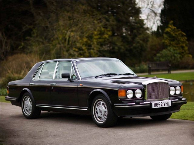 bentley mulsanne (1980—1992)»