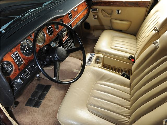 Rolls Royce Silver Shadow Silver Wraith Classic Car