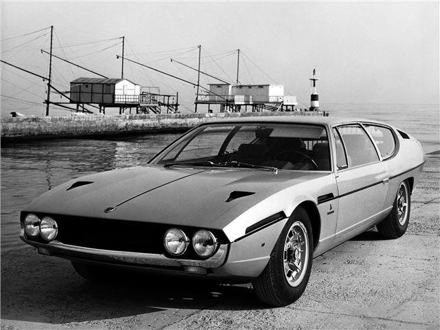 Lamborghini Espada Classic Car Review Honest John