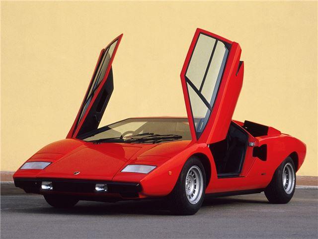 Lamborghini Countach Classic Car Review Specifications Honest John