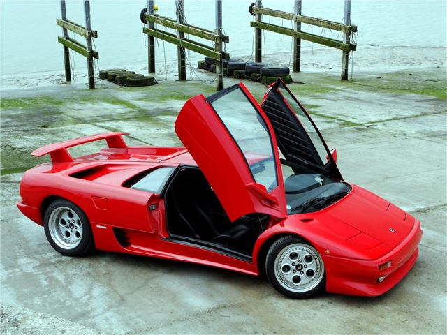 Lamborghini Diablo Classic Car Review Honest John