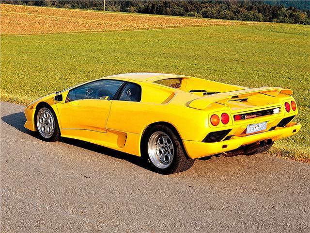Lamborghini Diablo Classic Car Review Honest John