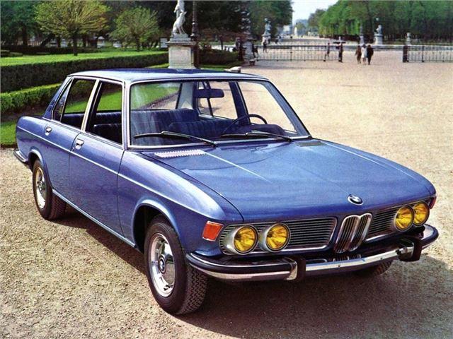 Bmw 2500 2800 3 0 3 3 classic car review honest john for Garage bmw bayern marignane
