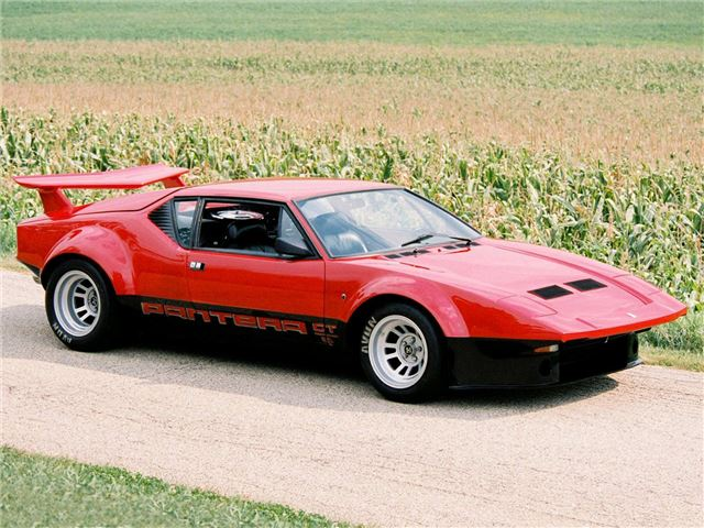 de tomaso pantera gt classic car review honest john. Black Bedroom Furniture Sets. Home Design Ideas