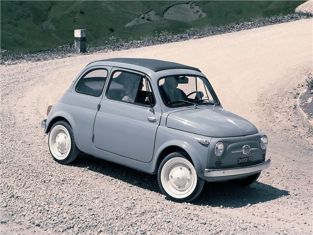 fiat 500 nuova classic car review honest john. Black Bedroom Furniture Sets. Home Design Ideas