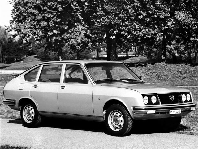 Lancia Beta Berlina Classic Car Review Honest John