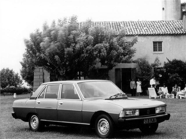 peugeot 604 classic car review honest john. Black Bedroom Furniture Sets. Home Design Ideas