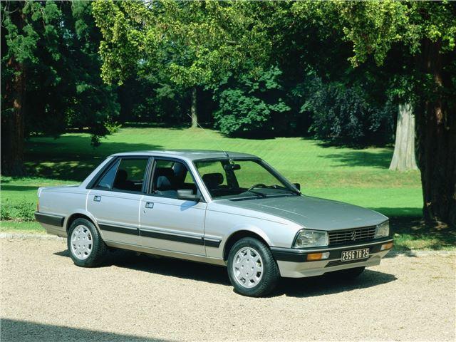 Peugeot 505 - Clic Car Review | Honest John