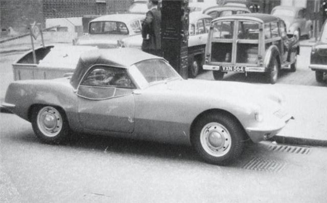 Elva Courier Classic Car Review Honest John
