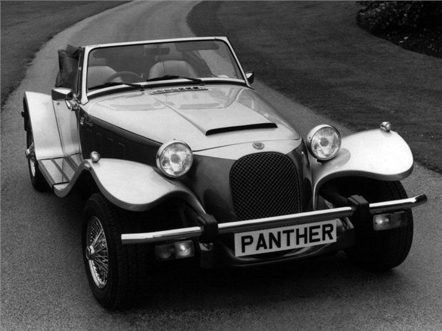 Panther Kallista Classic Car Review Specifications