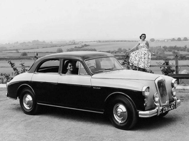 Riley Pathfinder Classic Car Review Honest John