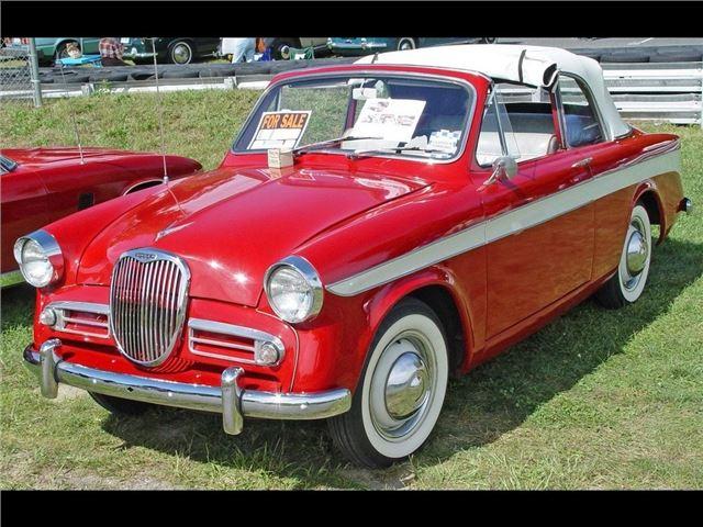 singer gazelle classic car review honest john. Black Bedroom Furniture Sets. Home Design Ideas