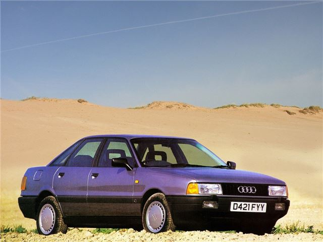 Audi 8090quattro B3 Classic Car Review Honest John