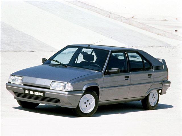 citroen bx classic car review honest john rh classics honestjohn co uk Citroen DS Citroen Cars