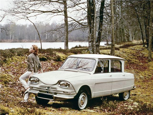 Citroen Ami - Classic Car Review | Honest John