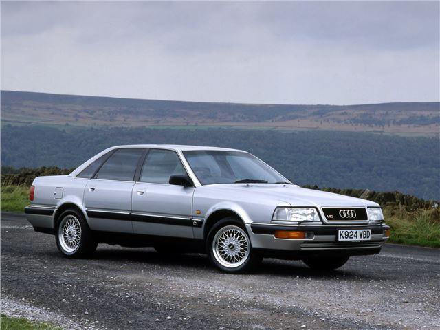 Audi V Classic Car Review Honest John - Audi v8