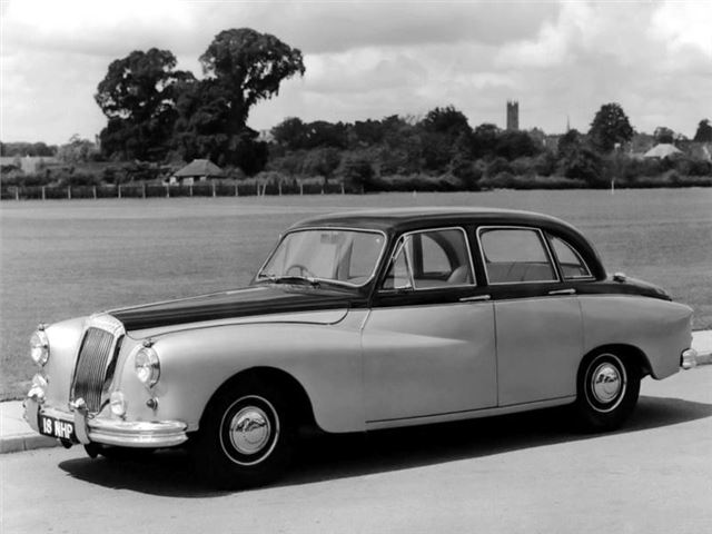 Adrian Flux Review >> Daimler 104/Majestic - Classic Car Review | Honest John