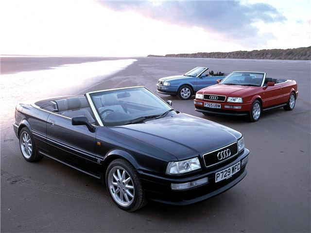 1997 Audi Cabriolet Problems