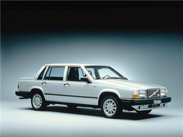 Volvo 700 Series Classic Car Review Honest John