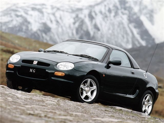Auto Insurance Companies List >> MG MGF - Classic Car Review | Honest John